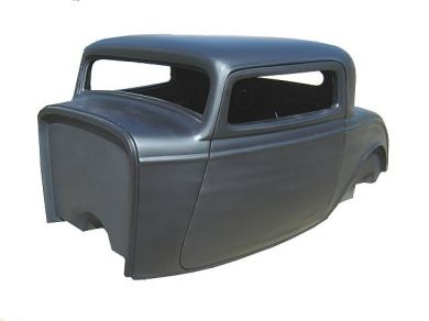 1932 ford spirit industries for 1932 ford 5 window coupe steel body kits