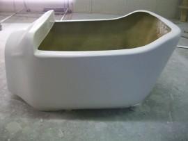 Mini T bucket Go Kart Fiberglass Body